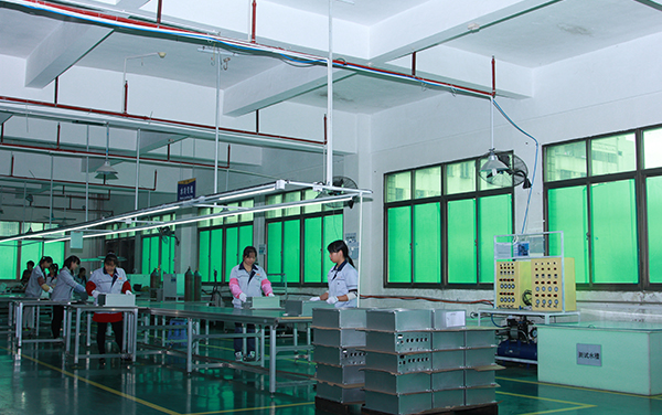Dedicated water-cooling production line